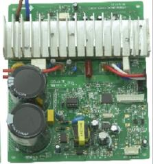 1-1.5HP变频驱动