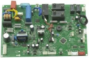變頻分體機室內控制板