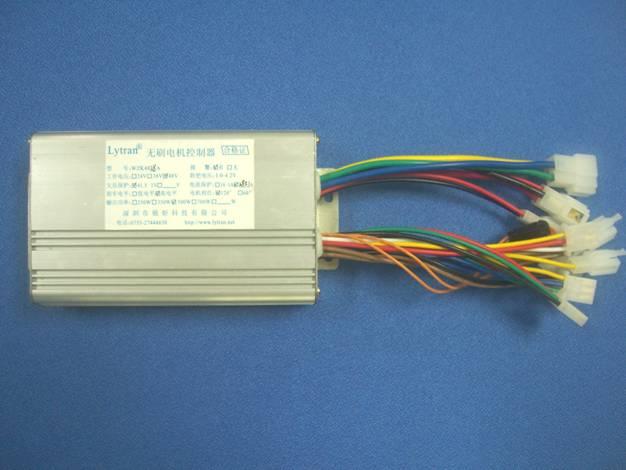 电动车控制器48V500W(普通型)