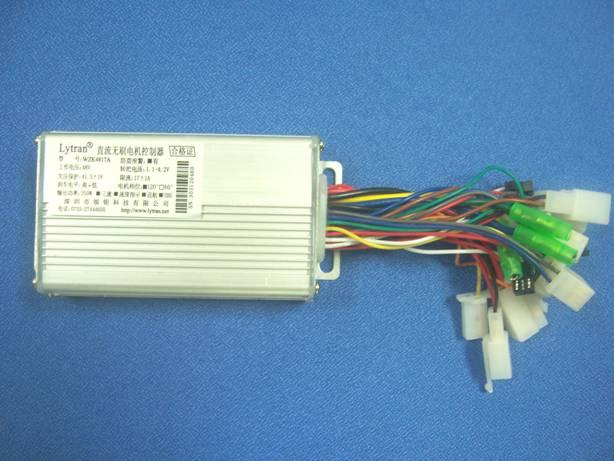 电动车控制器48V/350W(通用型)