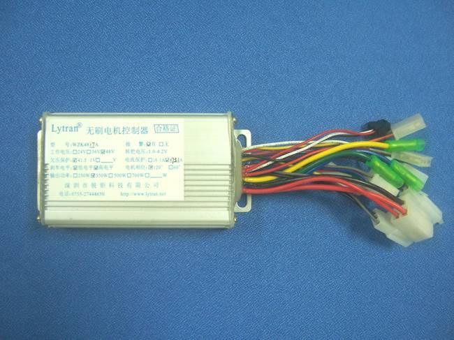 电动车控制器48V350W(普通型)